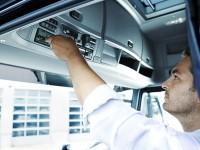 Camionista moldavo multato a Tavazzano (LO) per cronotachigrafo alterato