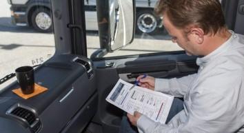Primo camionista in quarantena per il coronavirus