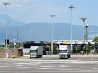 Apre parcheggio sicuro per camion su A22 a Rovereto